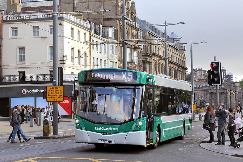 10054 SF17VMA, Edinburgh 1/9/2017