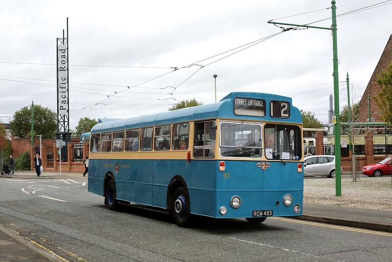 93 RCM493, Birkenhead 1/10/2017