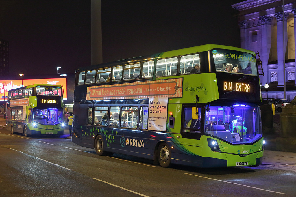 4827 BW66GYS, Liverpool 2/2/2017