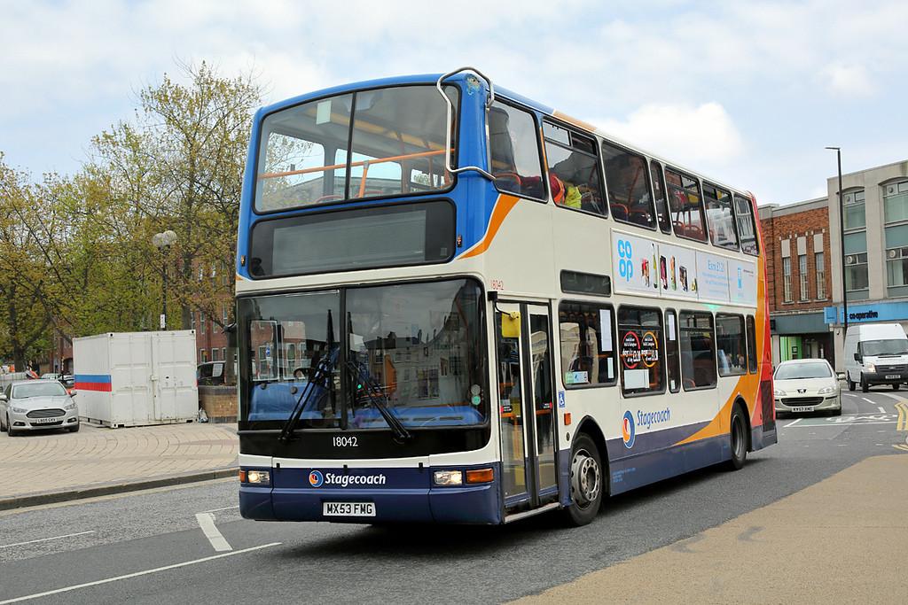 18042 MX53FMG, Hull 3/5/2017