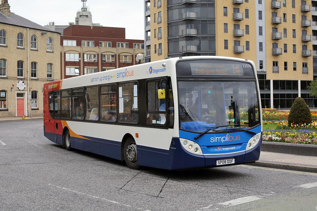22576 SP08DDF, Hull 3/5/2017