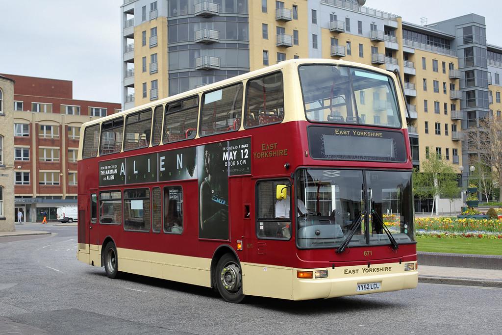 671 YY52LCL, Hull 3/5/2017