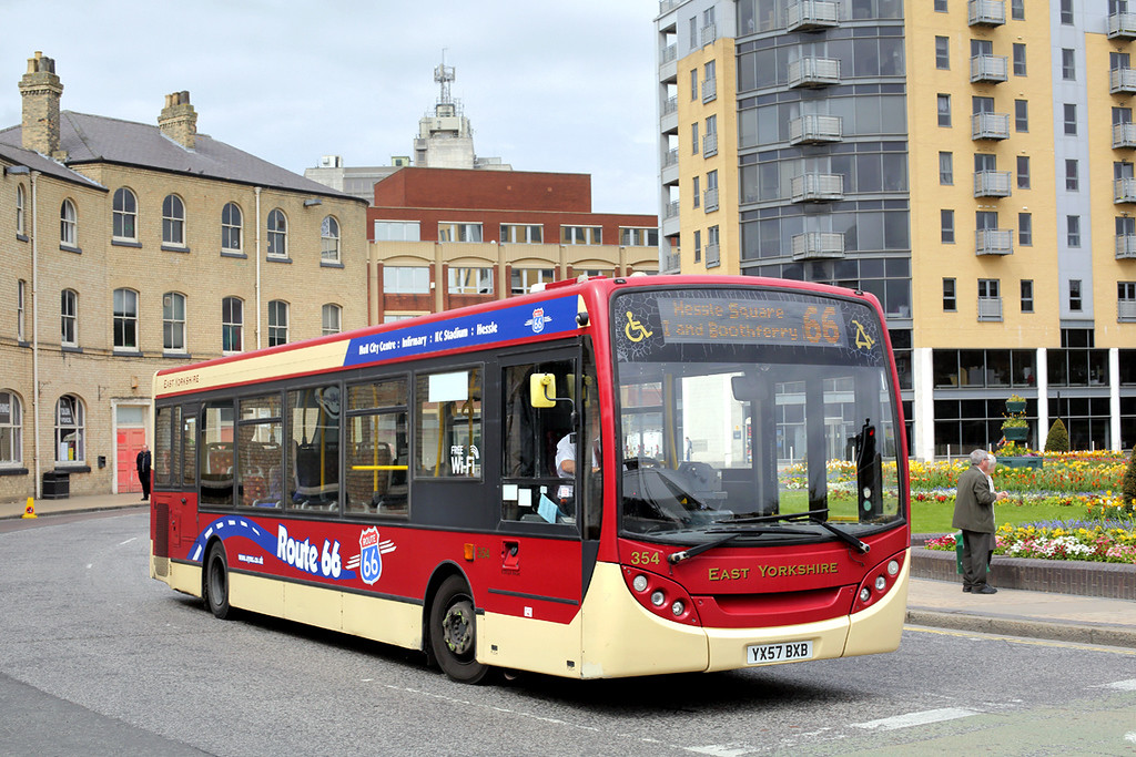 354 YX57BXB, Hull 3/5/2017