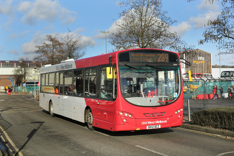 2094 BX12DCZ, Merry Hill 4/2/2017