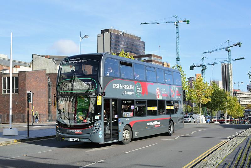 6729 SN15LDV, Birmingham 5/10/2017