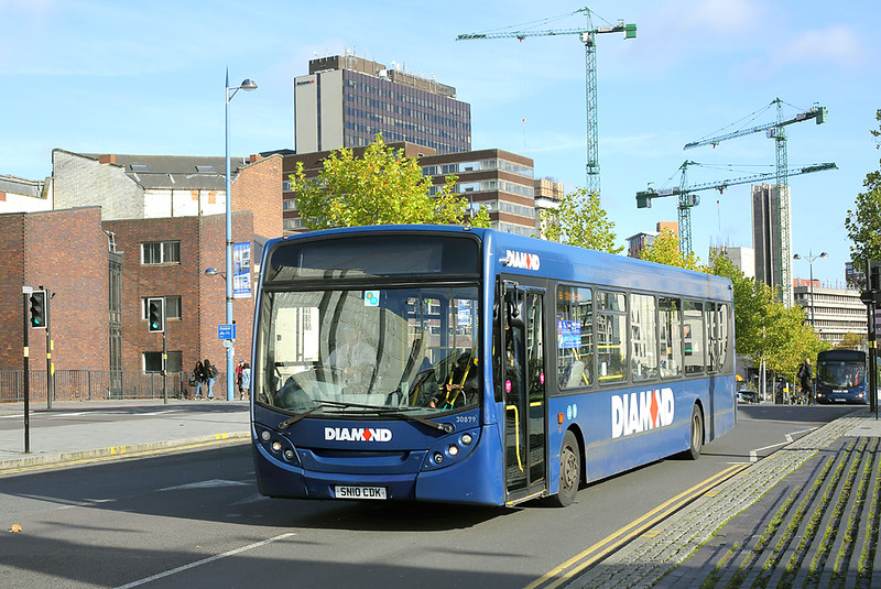 30879 SN10CDK, Birmingham 5/10/2017