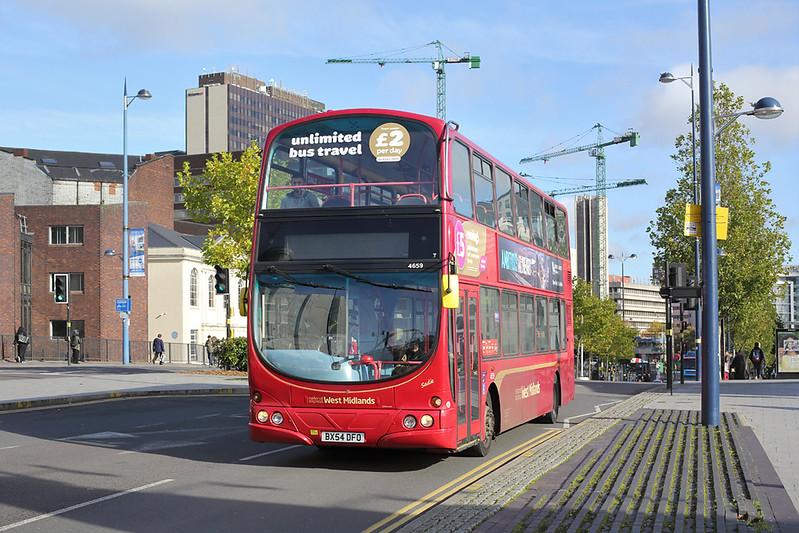 4659 BX54DFO, Birmingham 5/10/2017