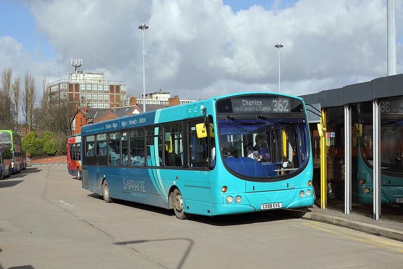 2685 CX58EVG, Wigan 6/3/2017