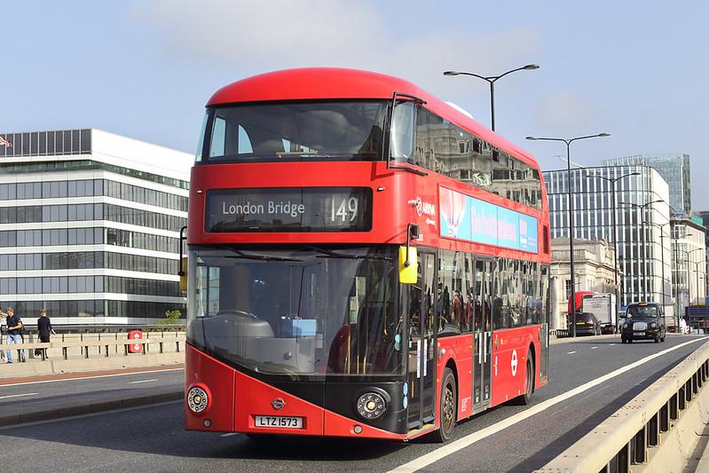 LT573 LTZ1573, London Bridge 7/9/2017