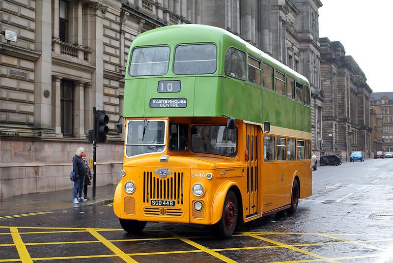 L446 SGD448, Glasgow 7/10/2017