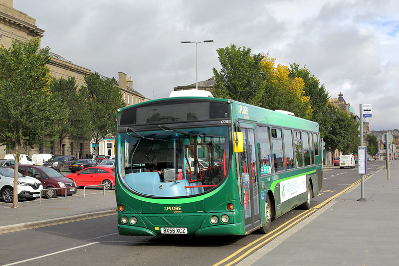 1779 BX56XCZ, Dundee 9/10/2017