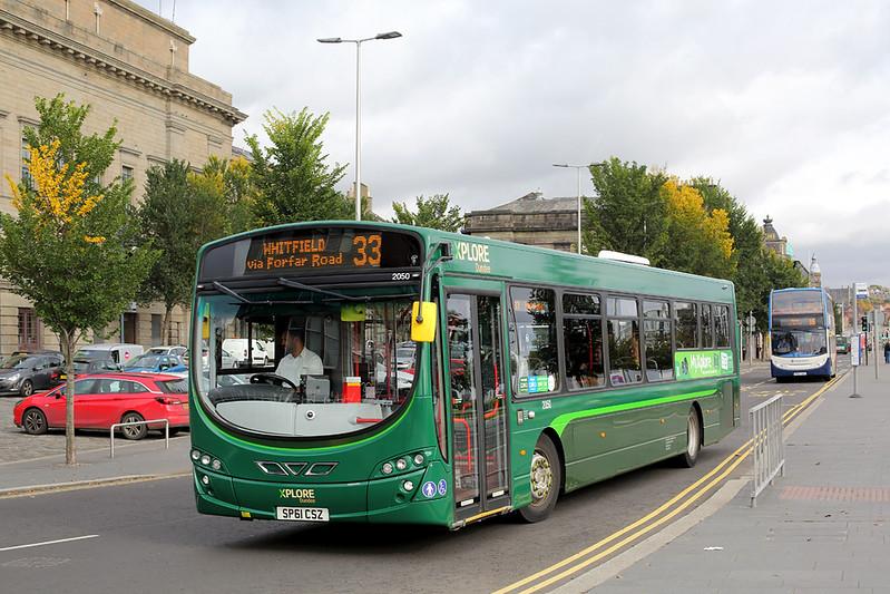 2050 SP61CSZ, Dundee 9/10/2017