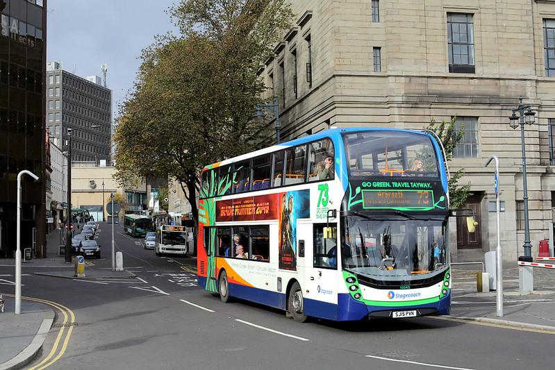 13045 SJ15PVN, Dundee 9/10/2017