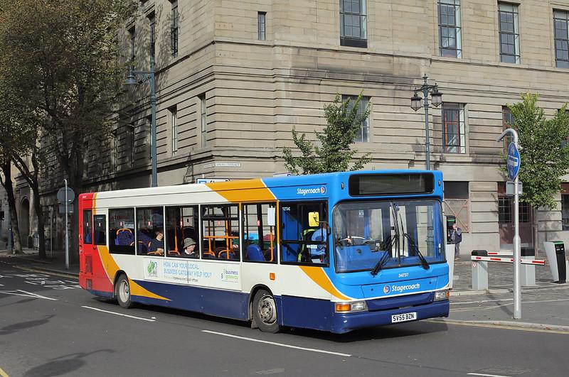 34737 SV55BZN, Dundee 9/10/2017