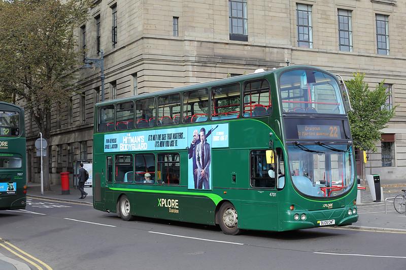 4701 BU06CWT, Dundee 9/10/2017