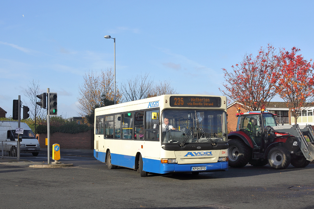 354 KP54BYO, Bootle 10/11/2017