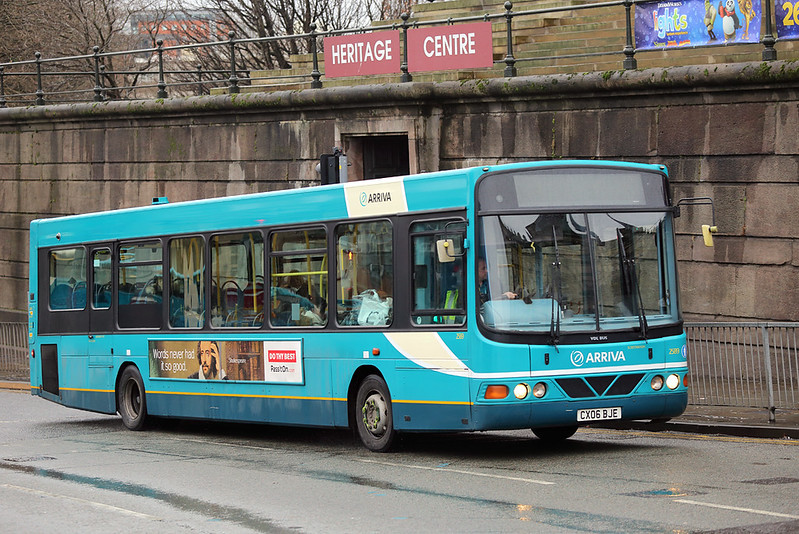 2589 CX06BJE, Liverpool 12/1/2017