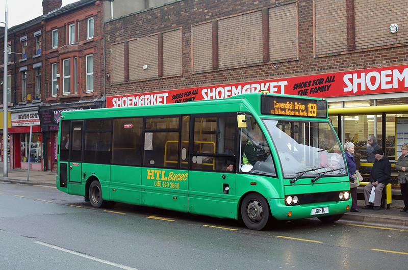 J8HTL, Bootle 14/11/2017