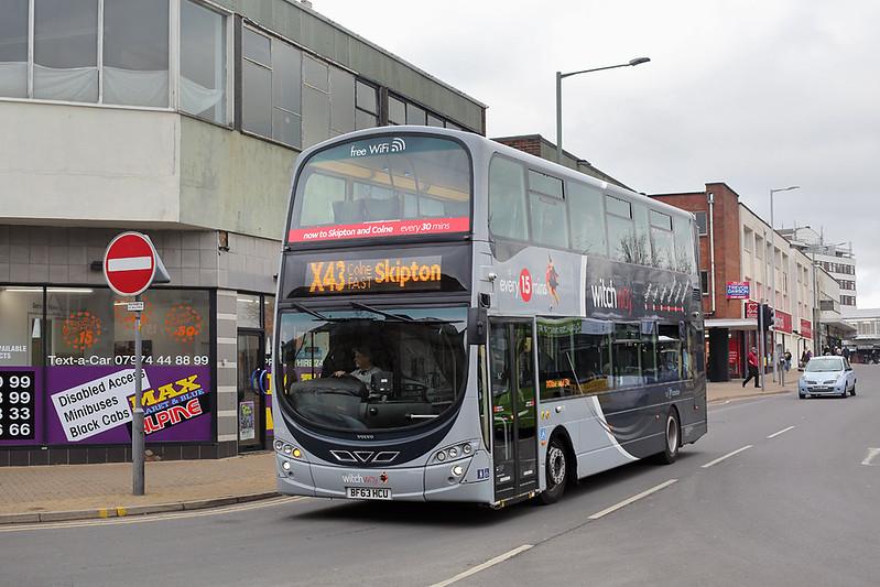 2776 BF63HCU, Burnley 15/2/2017