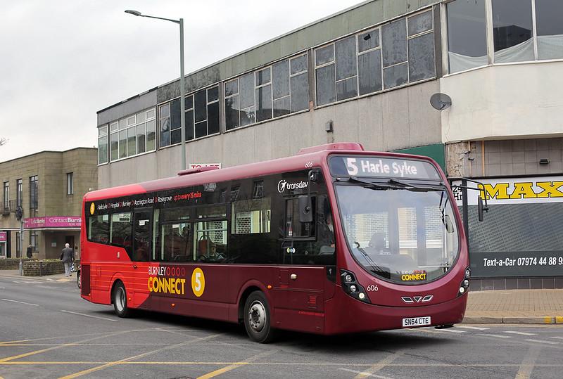 606 SN64CTE, Burnley 15/2/2017
