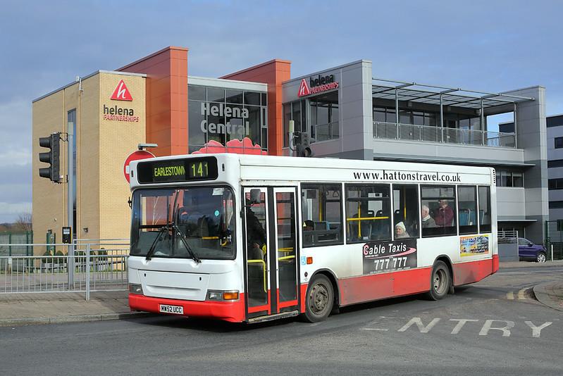 MW52UCC, St Helens 16/2/2017