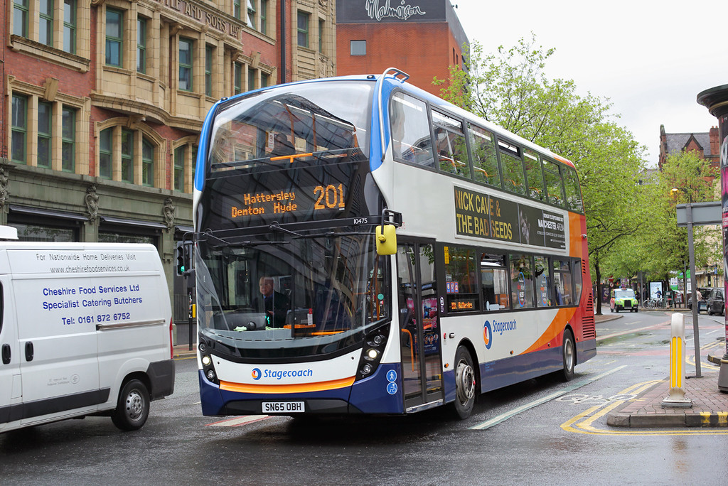 10475 SN65OBH, Manchester 16/5/2017