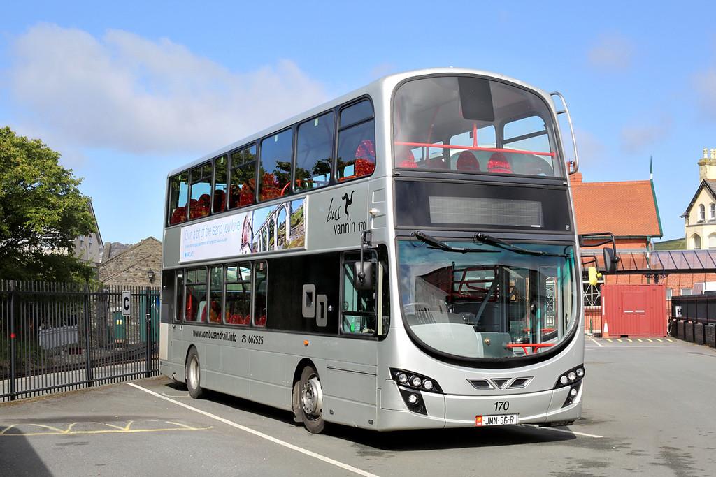 170 JMN56R, Port Erin 18/8/2017