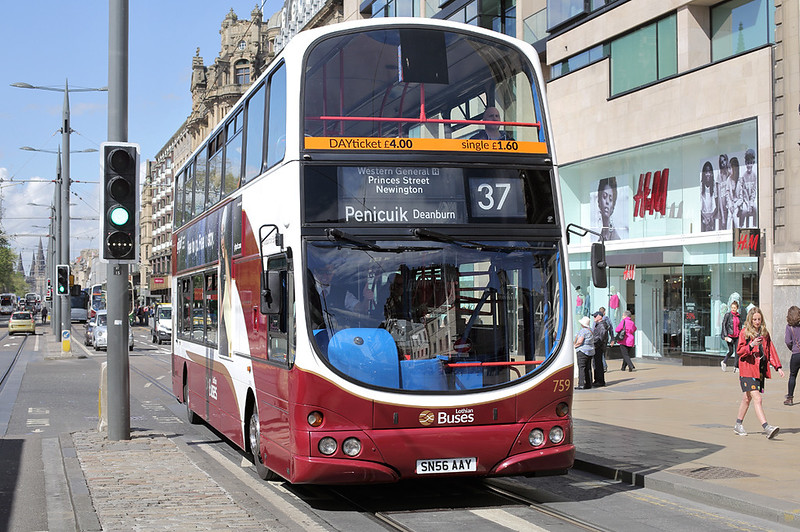 759 SN56AAY, Edinburgh 18/5/2017