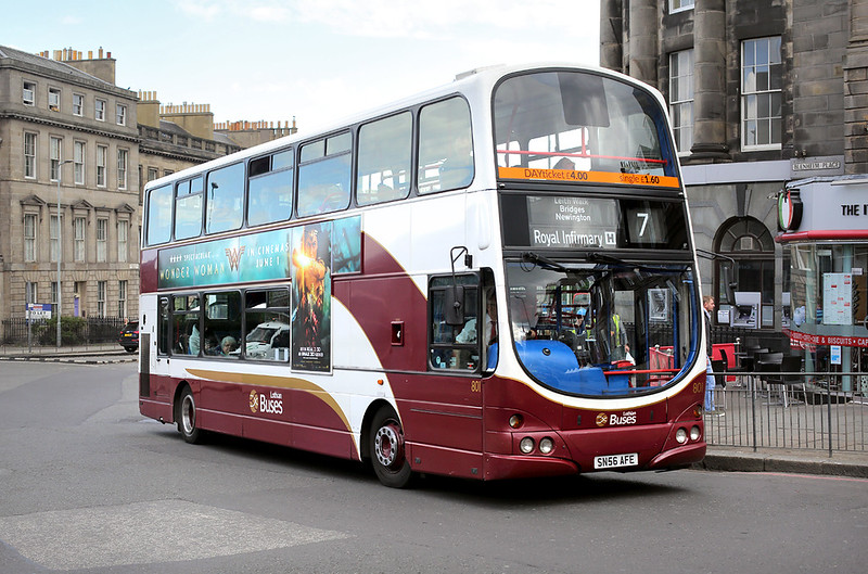 801 SN56AFE, Edinburgh 18/5/2017