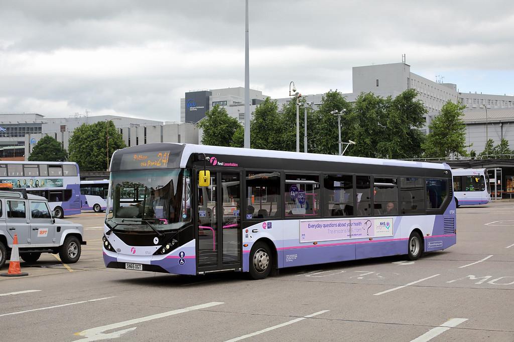 67041 SN65OGT, Glasgow 19/6/2017