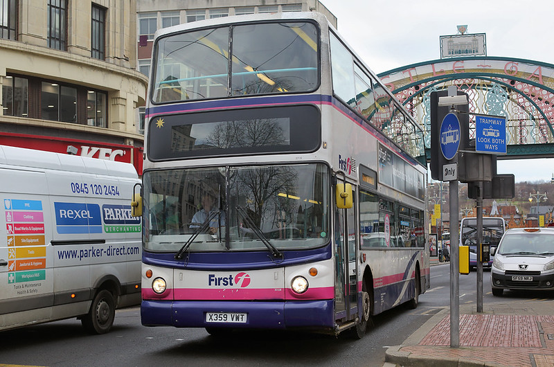 30938 X359VWT, Sheffield 20/2/2017