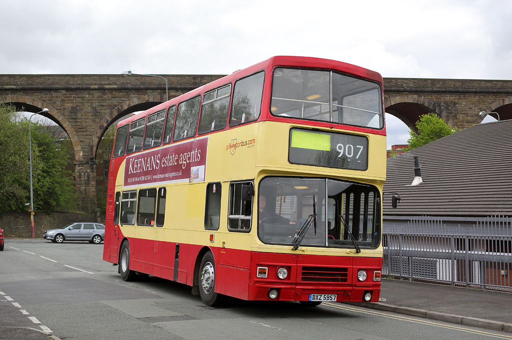 DXZ5957, Accrington 20/4/2017