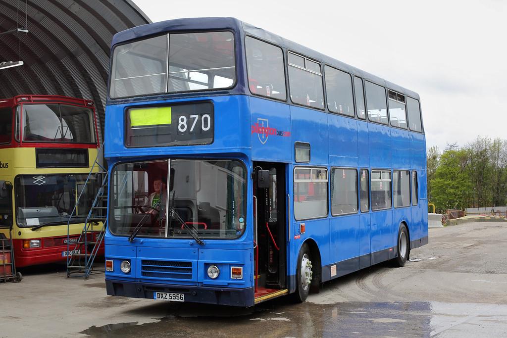 DXZ5956, Accrington 20/4/2017