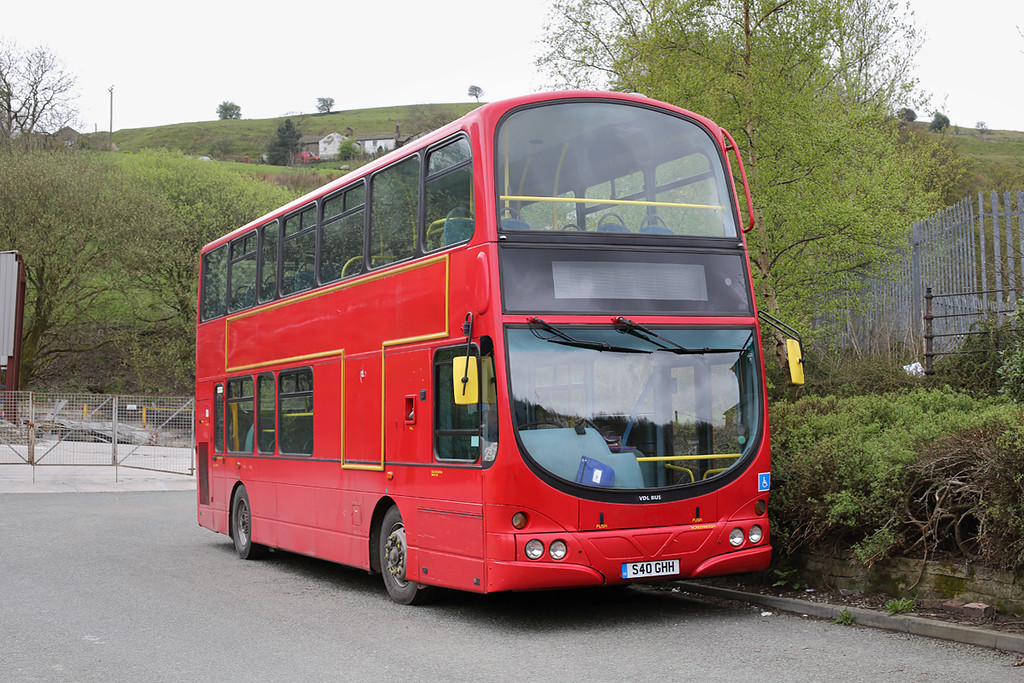 S40GHH, Waterfoot 20/4/2017