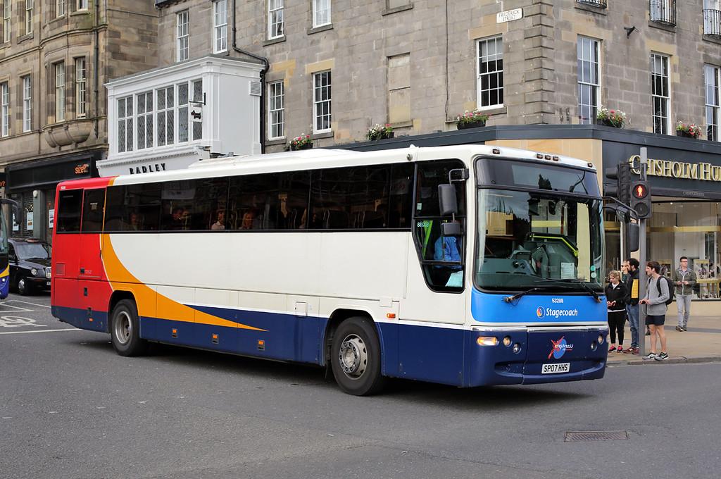 53288 SP07HHS, Edinburgh 20/8/2017