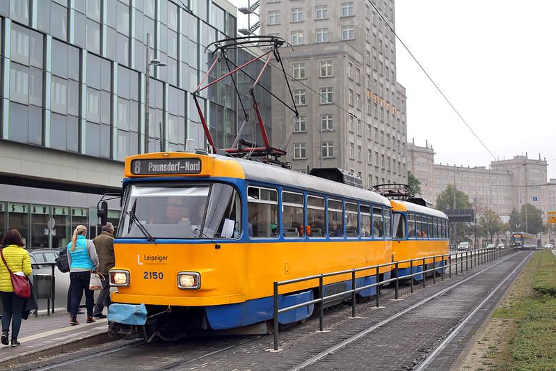 2150 and 2163, Augustusplatz 20/9/2017
