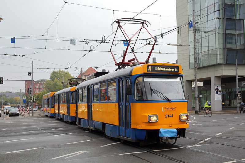 2141, 2072 and 943, Augustusplatz 20/9/2017
