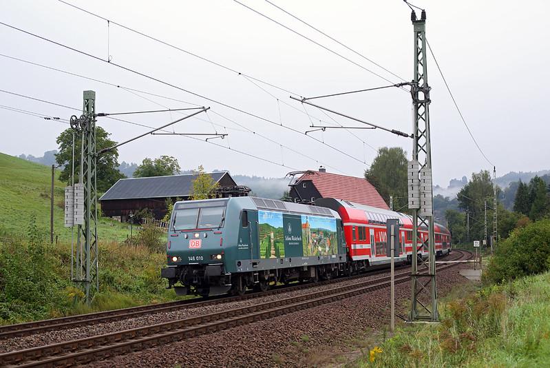 146010 Kurort Rathen 21/9/2017<br /> S1 0747 Meißen Triebischtal-Schöna