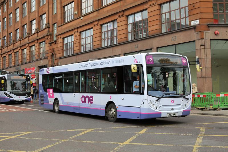 67728 SN62AFU, Glasgow 23/7/2017
