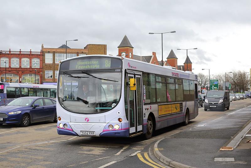 61200 YU52VXR, Doncaster 25/2/2017