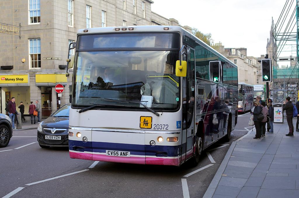 20372 CV55ANF, Aberdeen 25/10/2017
