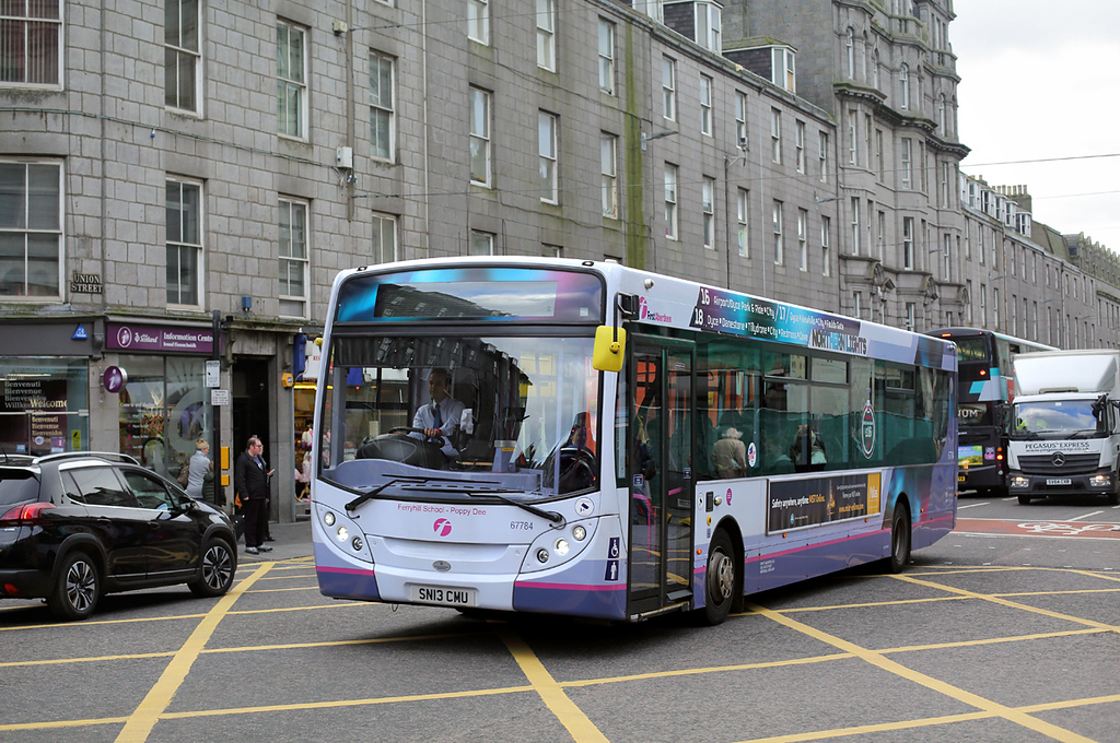 67784 SN13CMU, Aberdeen 25/10/2017