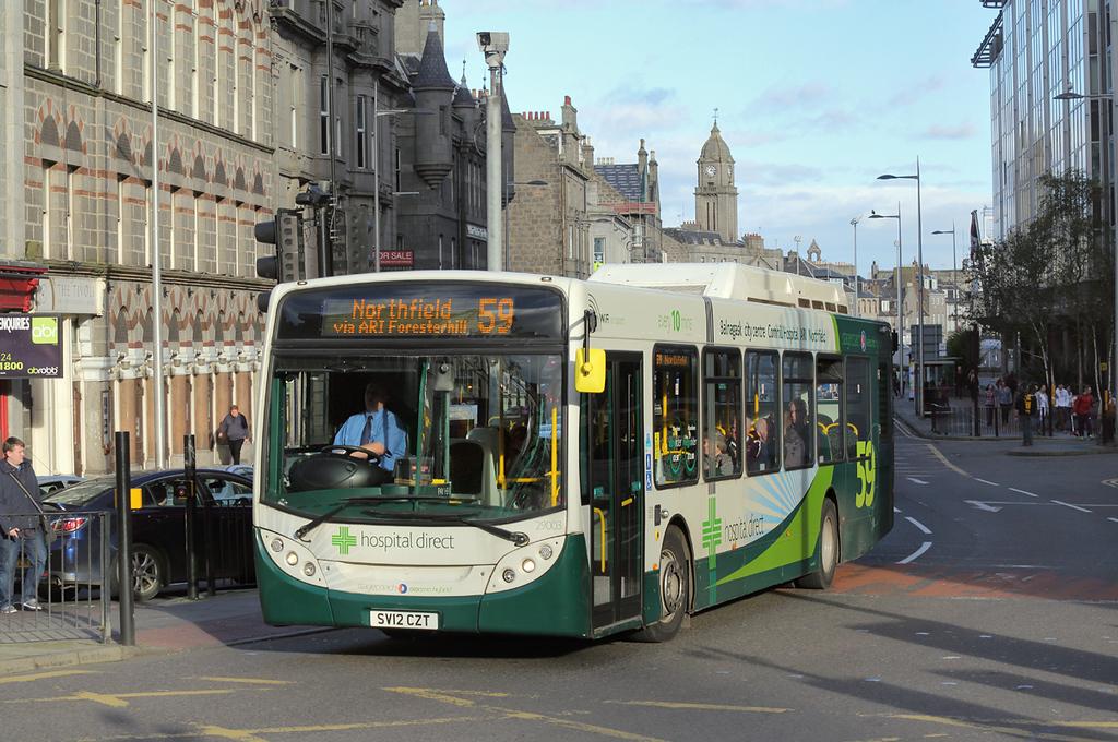 29003 SV12CZT, Aberdeen 25/10/2017