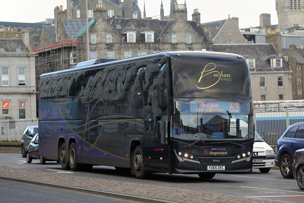 54243 YX65ZKC, Aberdeen 25/10/2017