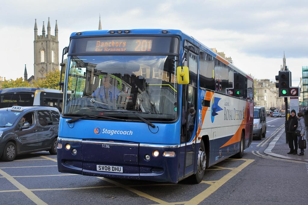 53316 SV08DHU, Aberdeen 25/10/2017