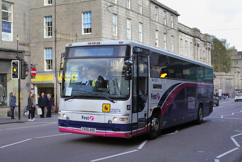 20374 CV55AOO, Aberdeen 25/10/2017