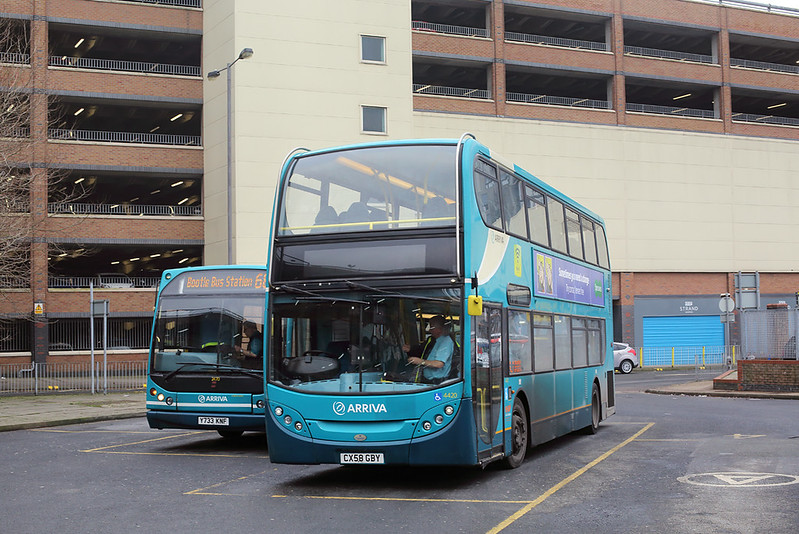 4420 CX58GBY, Bootle 26/1/2017