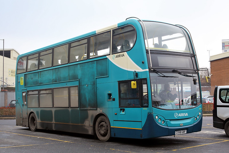 4416 CX58GBF, Bootle 26/1/2017