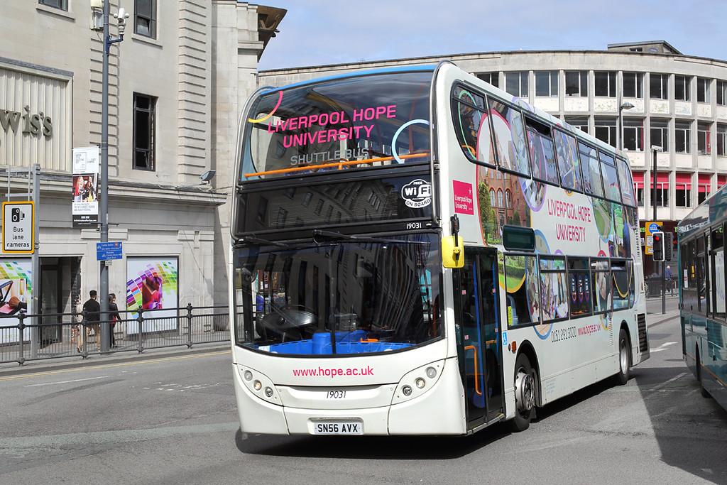 19031 SN56AVX, Liverpool 26/6/2017