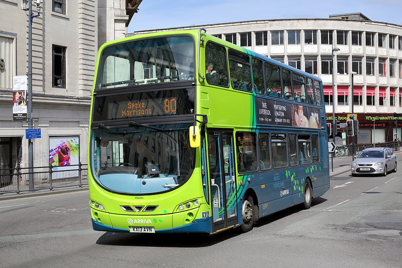 7007 KX13AVN, Liverpool 26/6/2017